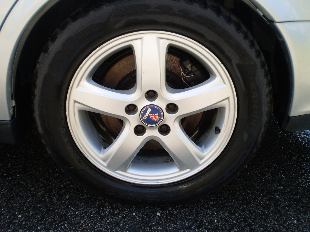 16in Rims (ONLY) 2003 SAAB 9-5 Wagon