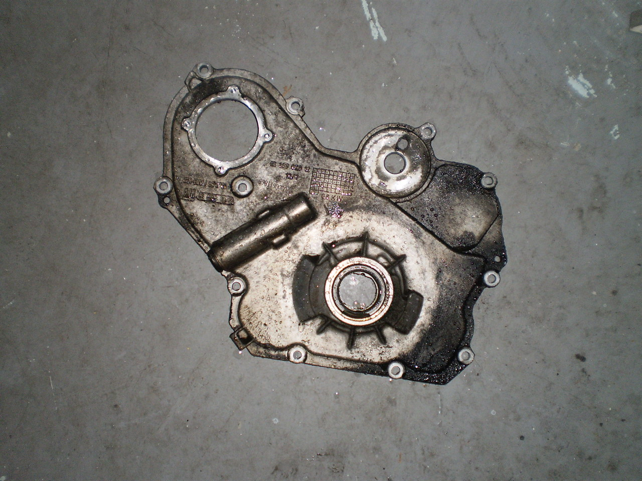 SAAB 9-3 Timing Cover 2.0L (03-06)