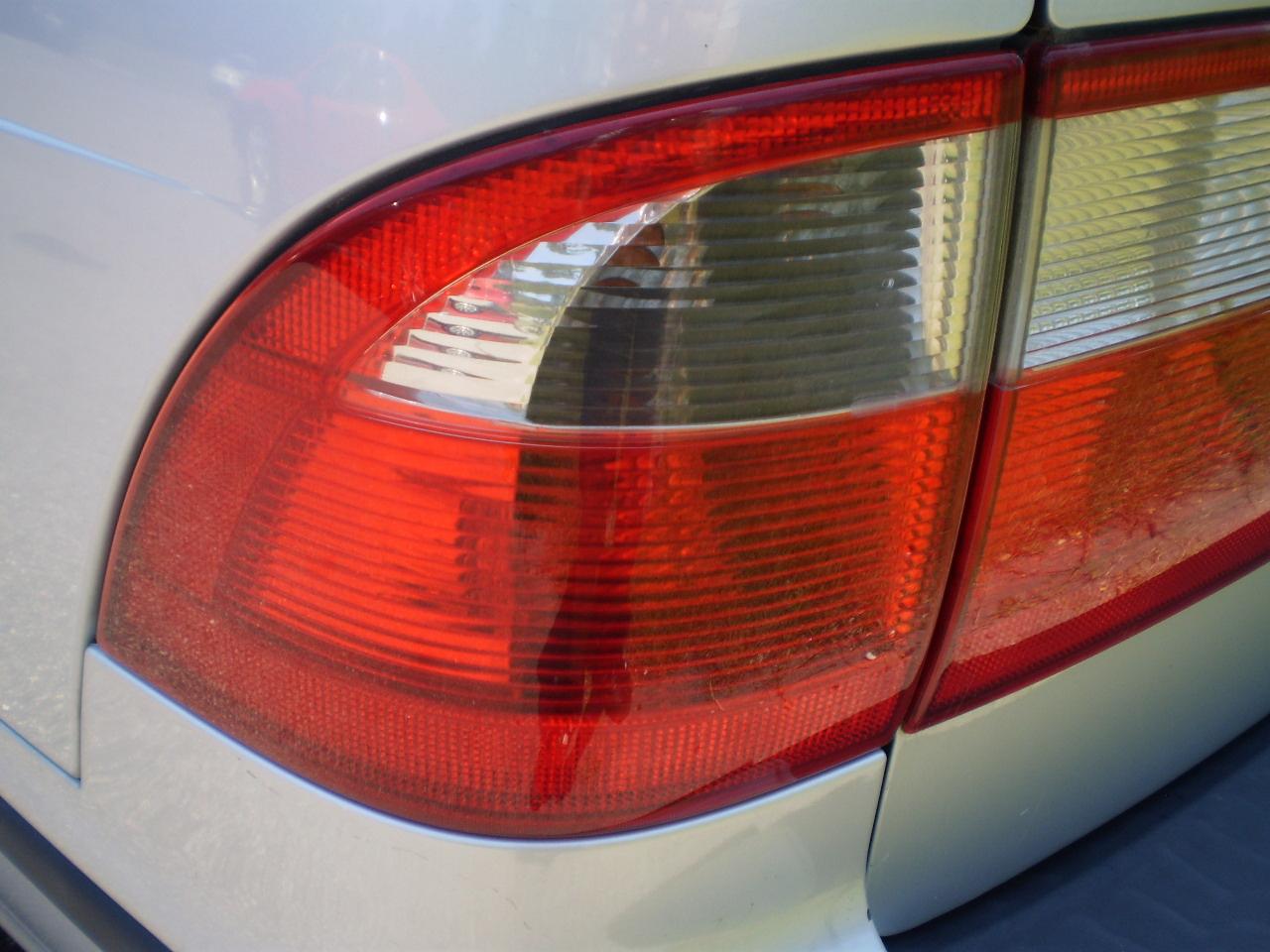 Driver Side Tail Light 2003 SAAB 9-5 Wagon