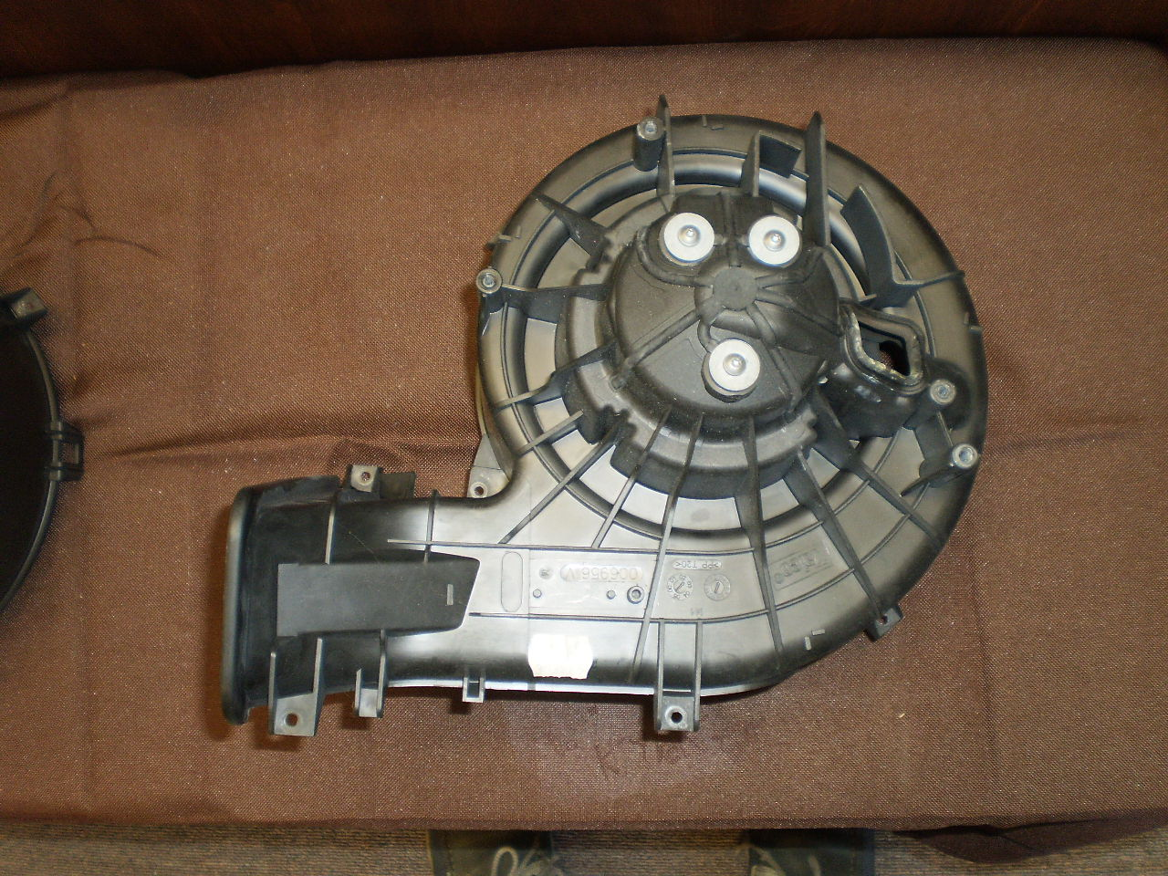 SAAB 9-3 Blower Assy with Climate Control (03-07)