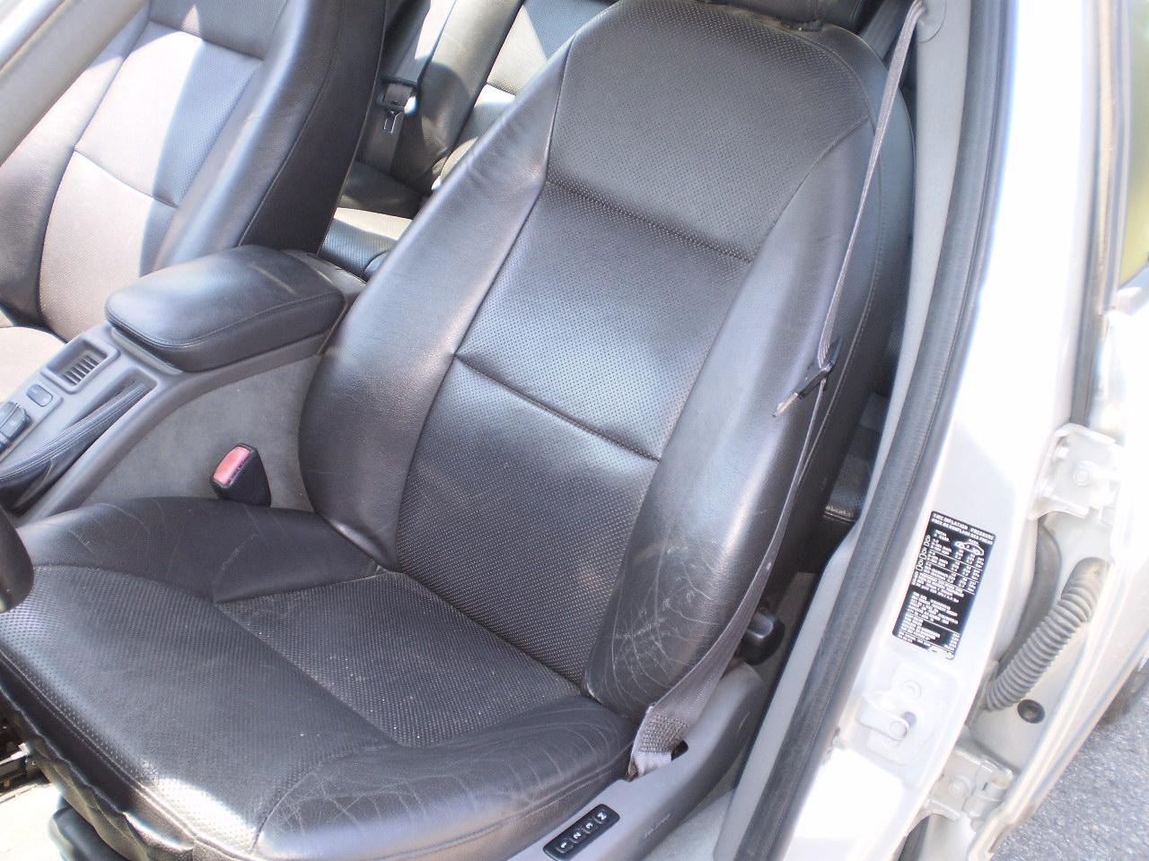Driver Side Seat 2003 SAAB 9-5 Wagon