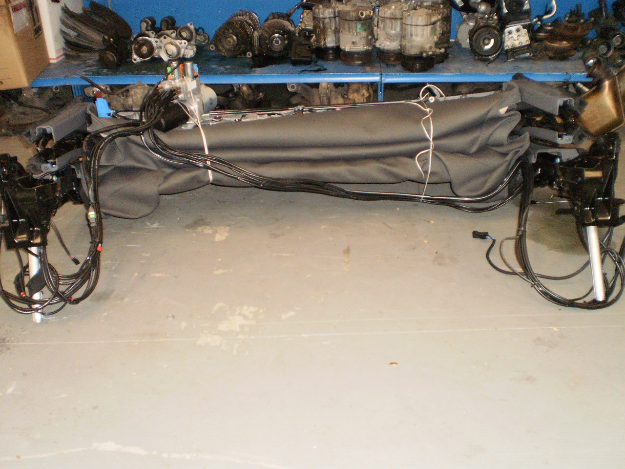 2004-11 SAAB 9-3 Convertible Top COMPLETE