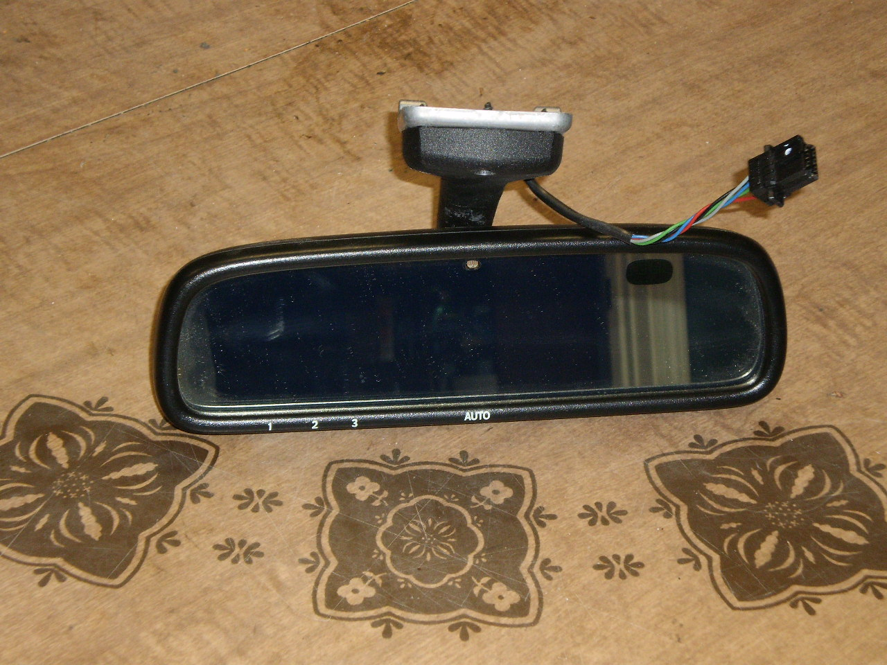 03-11 SAAB 9-3 SUPER REARVIEW MIRROR