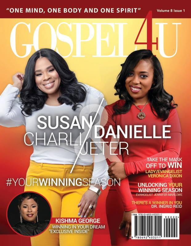 Gospel 4 U Magazine - Spring 2018
