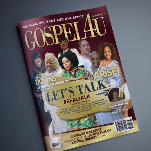 Gospel 4 U Magazine #REALTALK