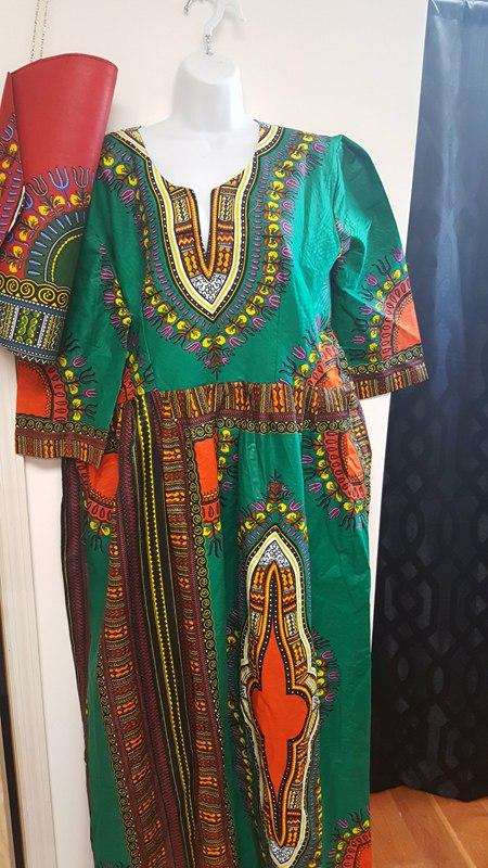 AFRICAN MAXI -PLUS