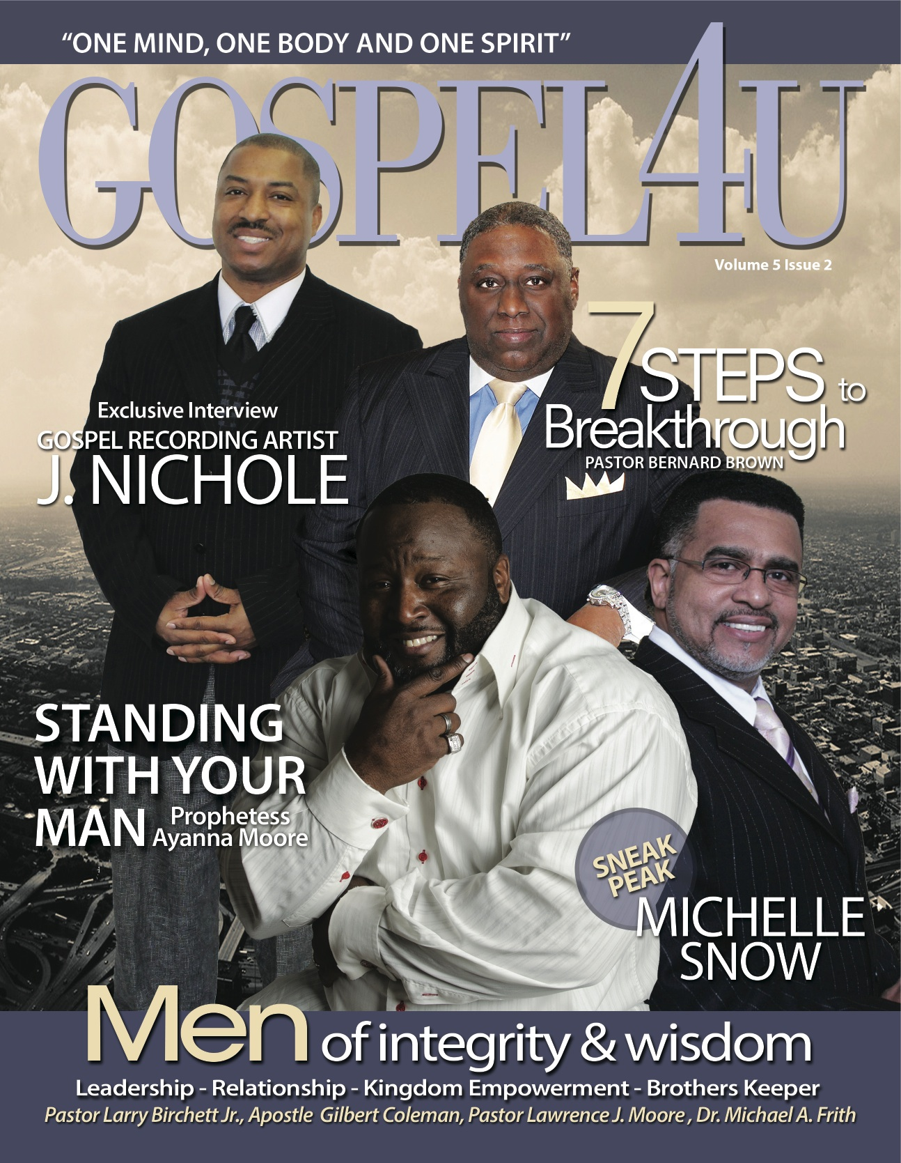 Gospel 4 U - March 2014 Issue