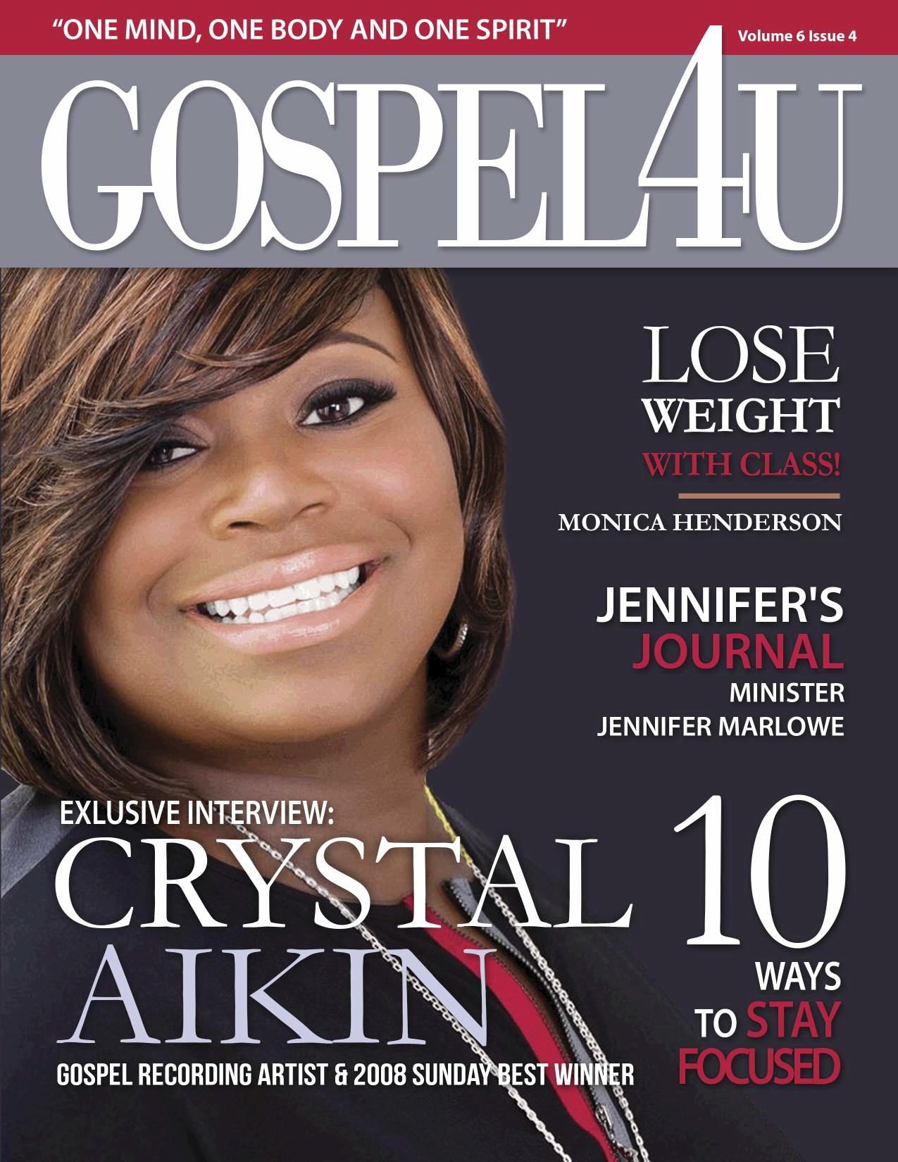 Gospel 4 U Magazine - August 2015