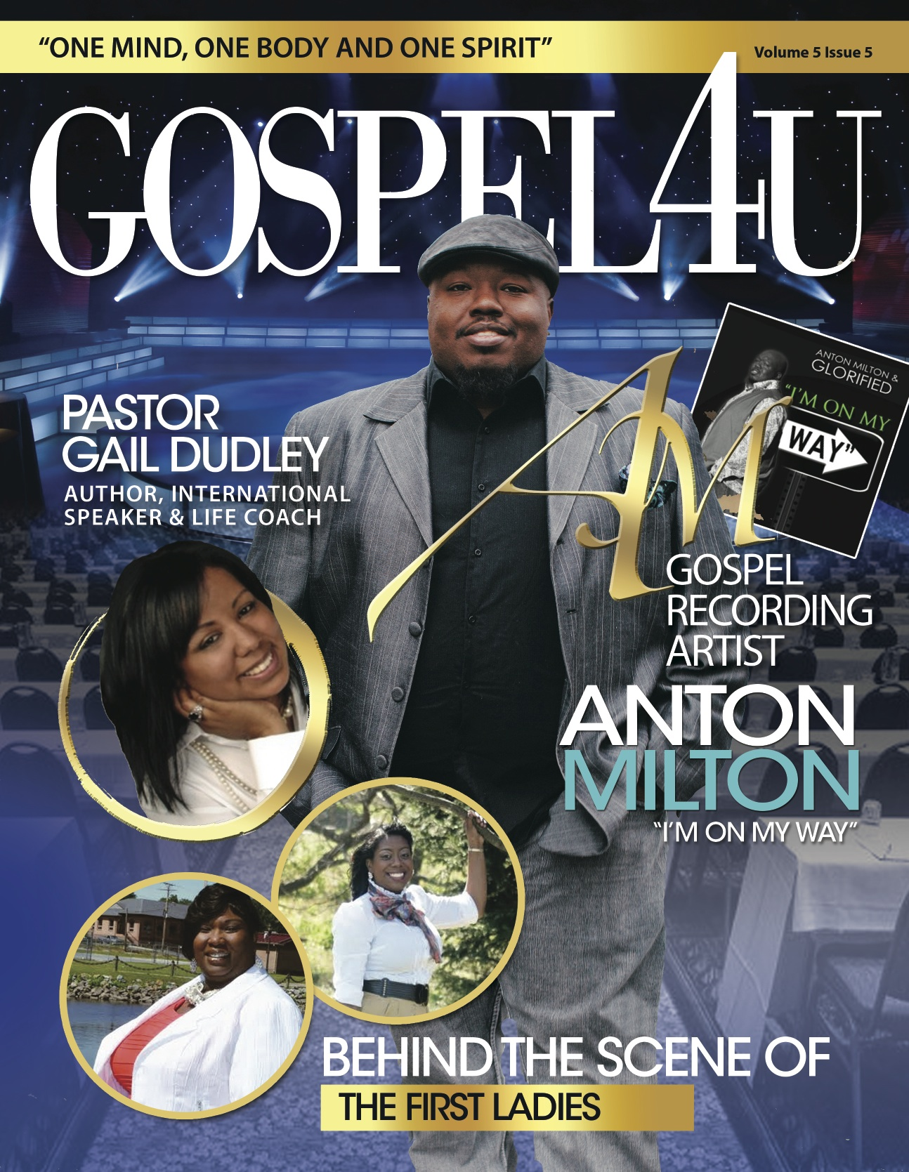 Gospel 4 U Magazine July/August 2014