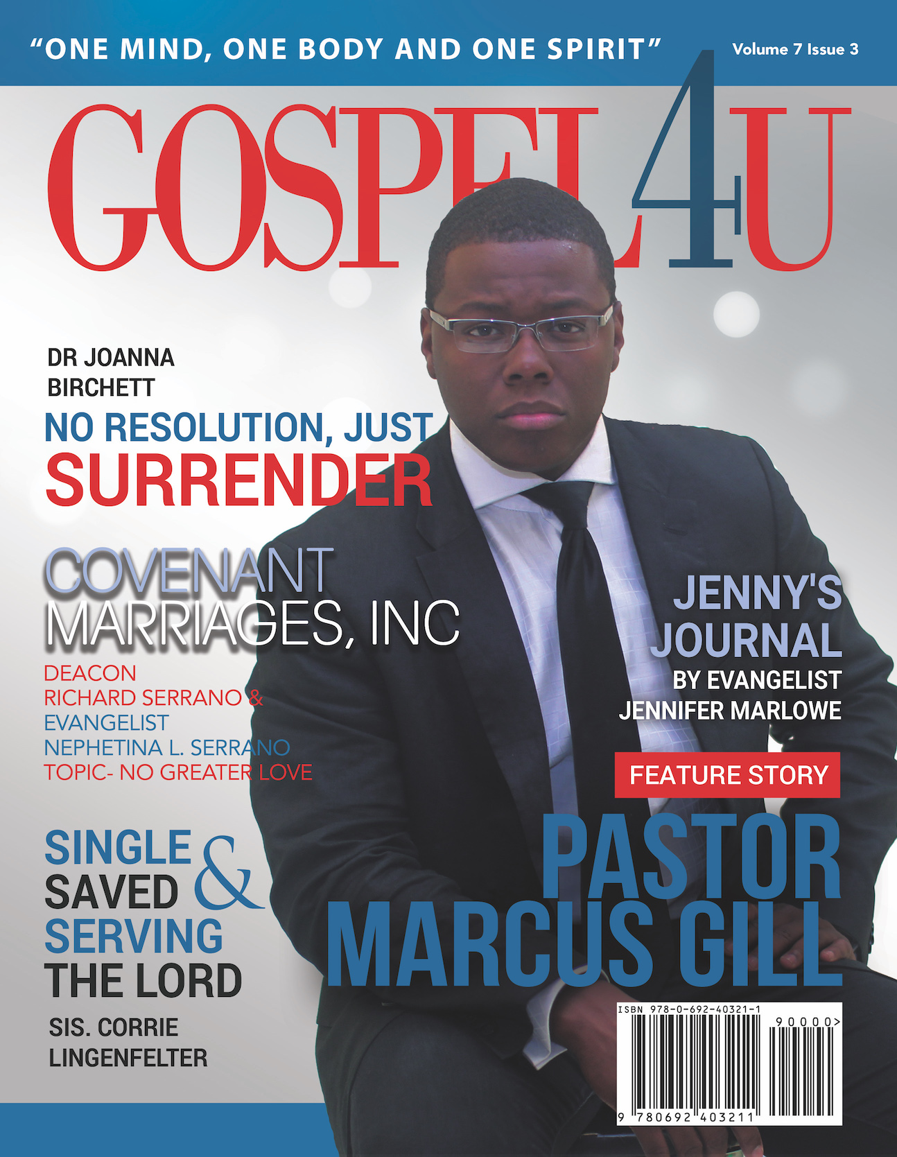 Gospel 4 U Magazine - March  2017