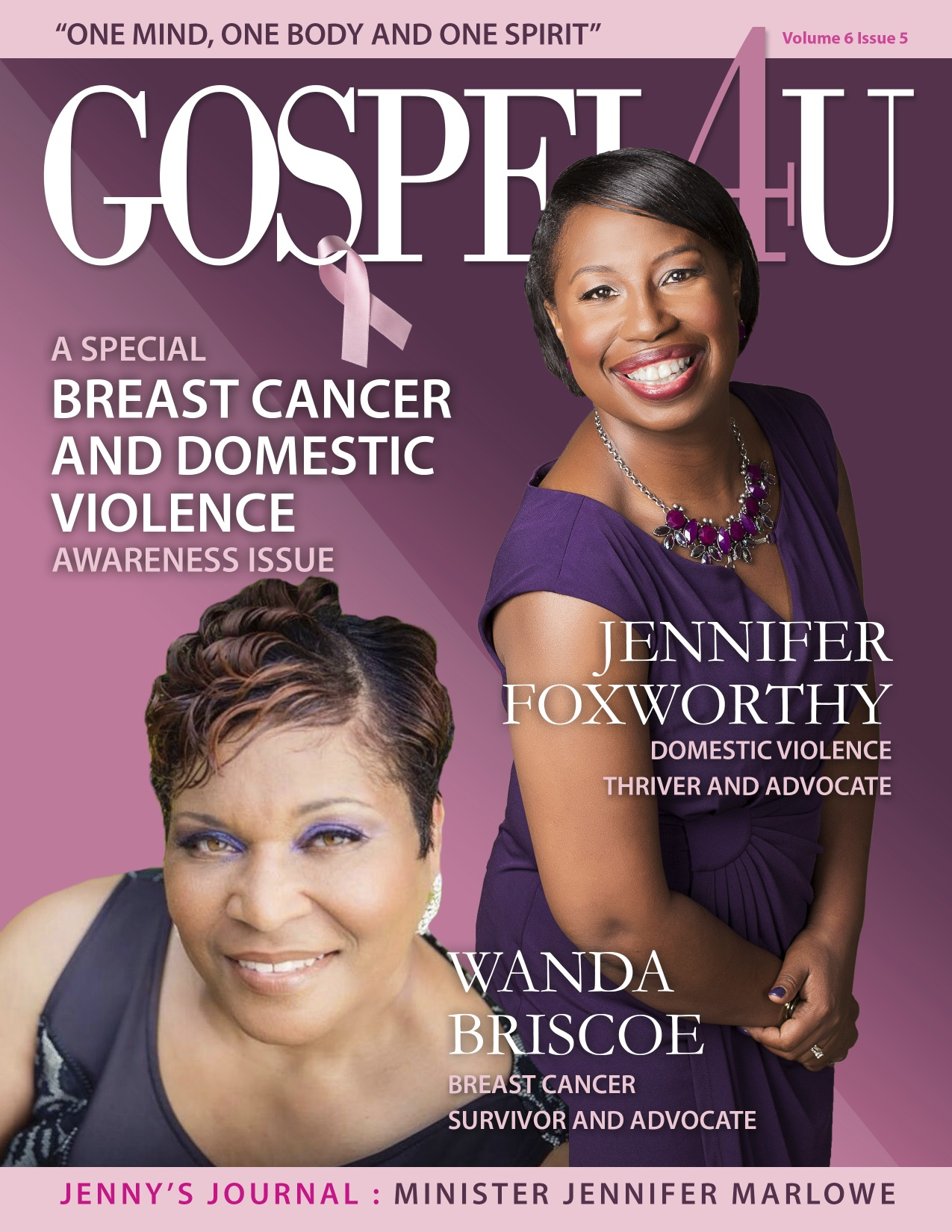 Gospel 4 U Magazine - October 2015