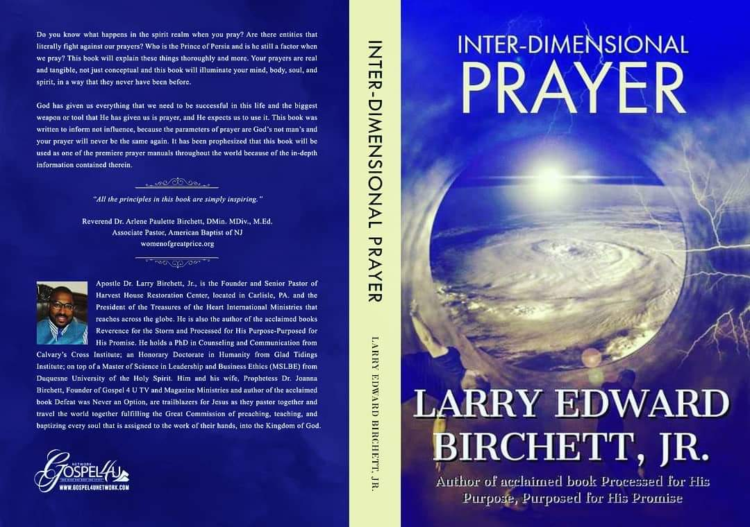 Inter-Dimensional Prayer