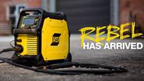 ESAB REBEL (In stock)-------------------------------------------------------