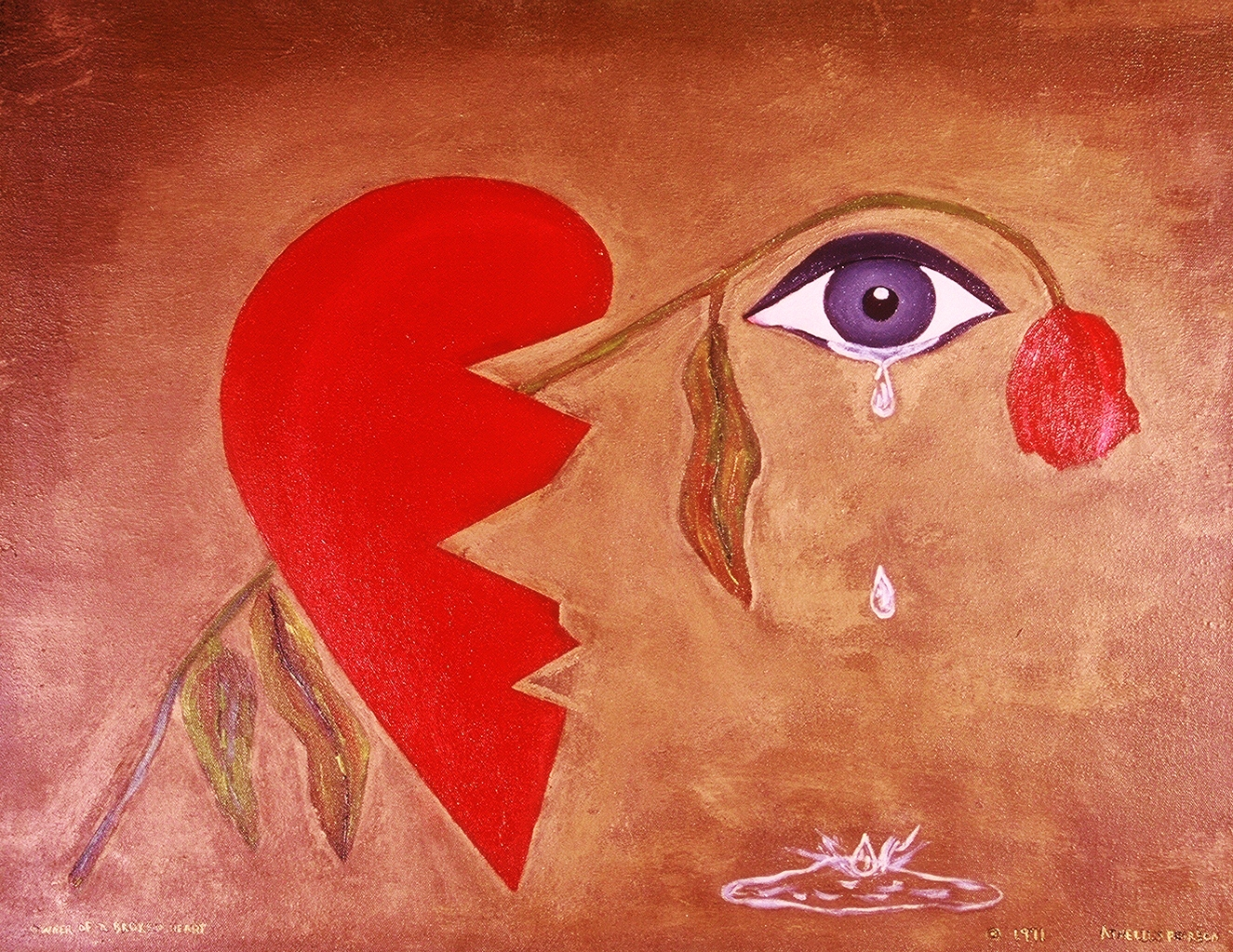 Tears of a Broken Heart