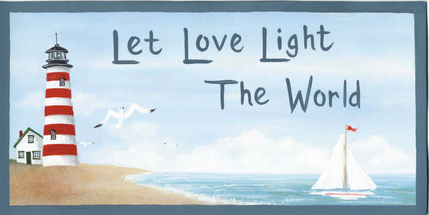 Let Love light the World