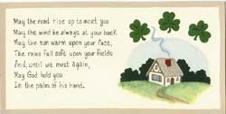 A Little Irish Saying .....