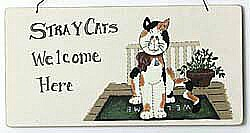 Stray Cats Welcome