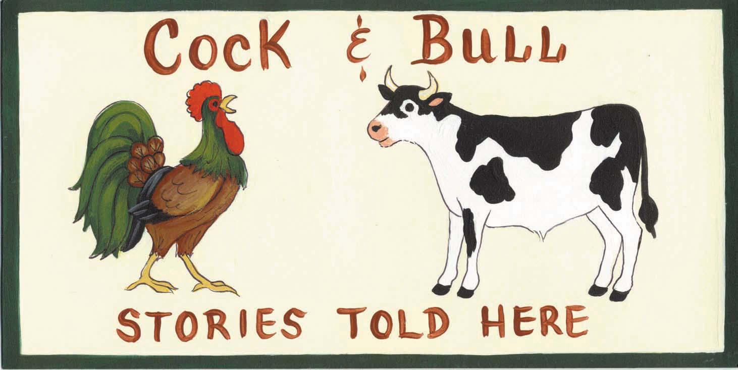 Cock & Bull Stories