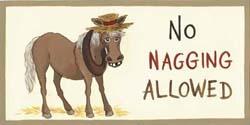 No Nagging