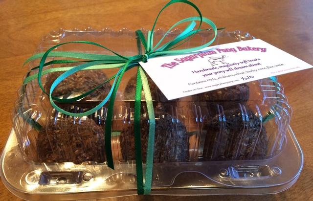 Sugarplum Pony Treats 6-count Holiday/Seasonal Packaging