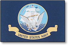 US NAVY FLAGS-