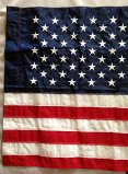 2 1/2' x 4' SIGNATURE SERIES AMERICAN FLAG WITH POLE HEM