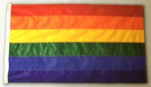 Rainbow Flags:
