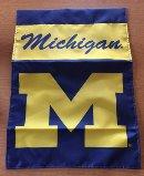 University of Michigan Garden Banner