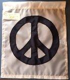 Peace Symbol Banner
