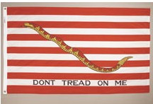 3' x 5' First Navy Jack Flag
