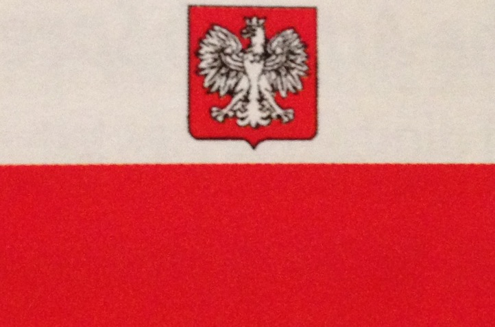 OLD POLAND FLAGS