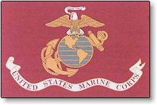 US MARINE CORP FLAGS-