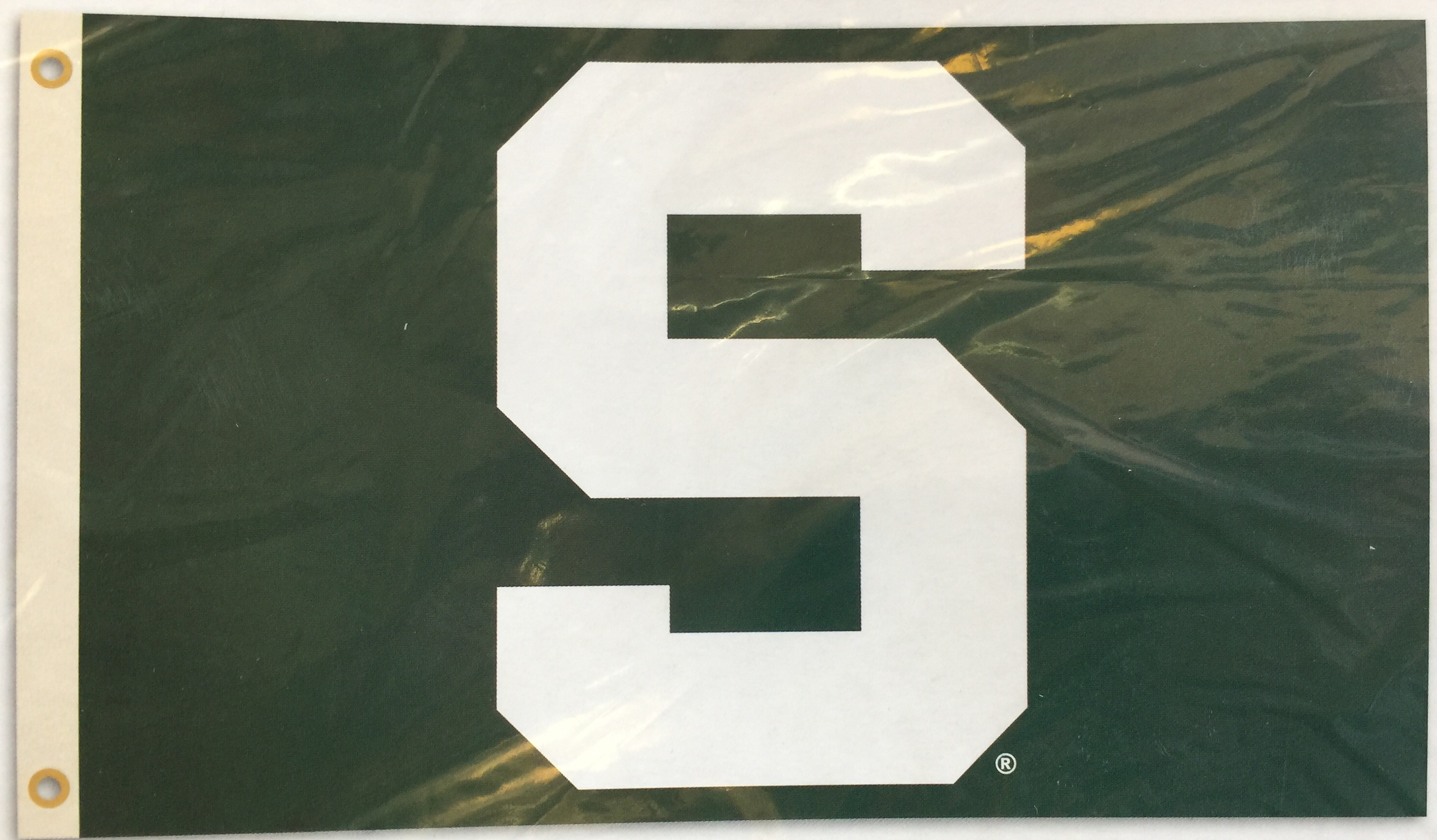 Michigan State University 3'x5' Flag
