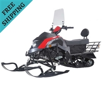 SNOW FOX SNOWMOBILE