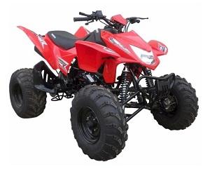 TORNATO 250 ATV