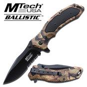 MTECH LOCK BLADE KNIFE MT-A835CA