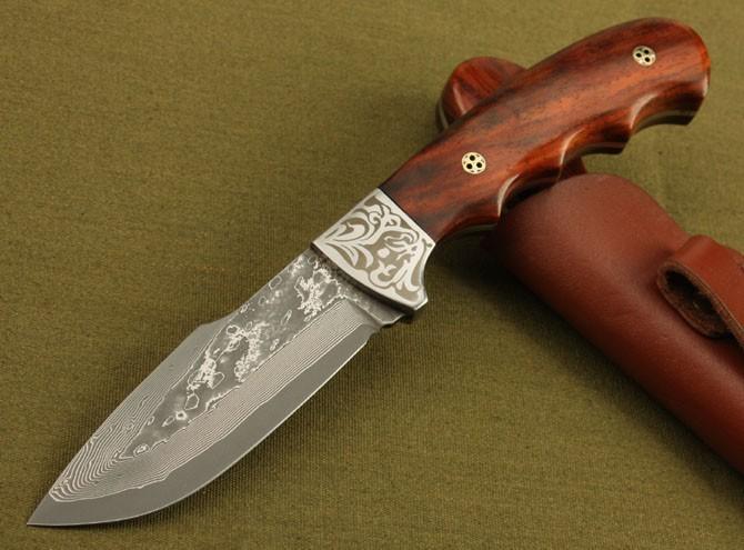 DAMASCUS KNIFE HT1RZBYF