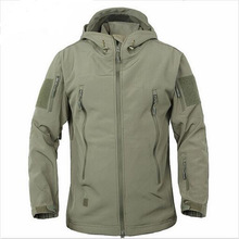 MEN'S TACTICAL JACKET HTB1 ARMY GREEN