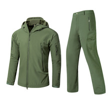 MEN'S TACTICAL JACKET SET HTB1 ARMY GREEN