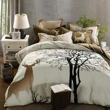 DEER TREE BED SETS