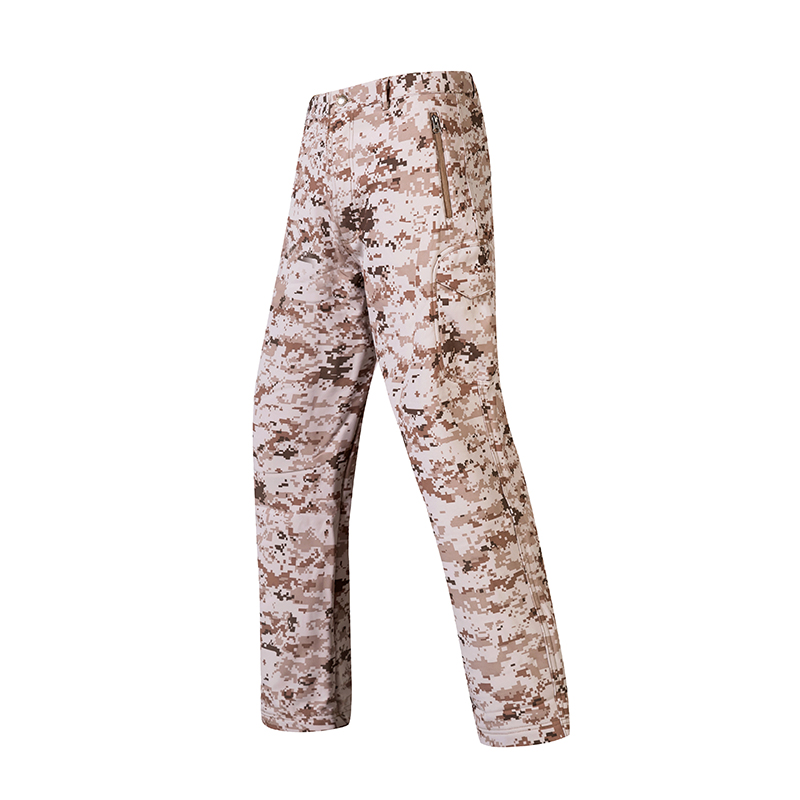 MEN'S TACTICAL PANTS HTB1 DESERT CAMO