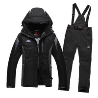 MENS SNOW SUITS HTB1 BLACK