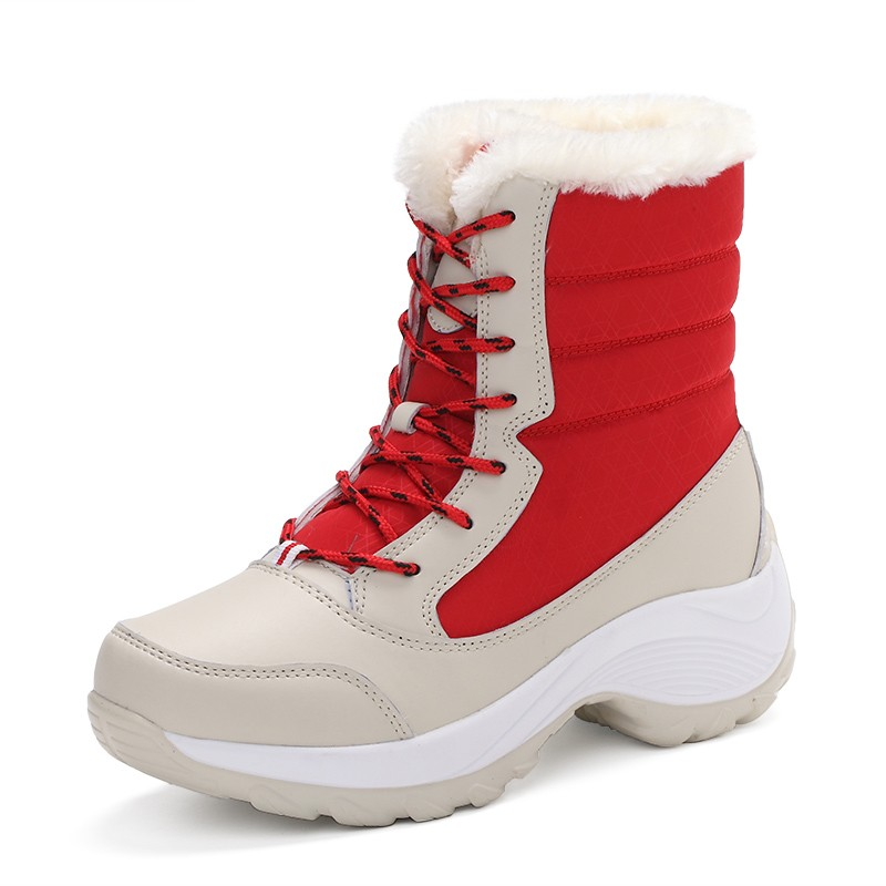 WOMEN'S SKEAKER BOOTS HTB1 RED