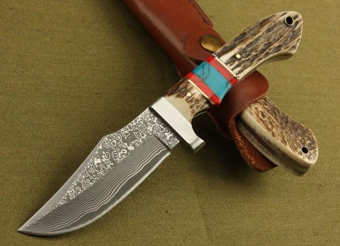 DEER HUNTING KNIFE HTB1 DEER
