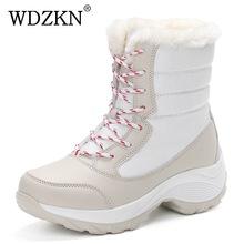 WOMEN'S SKEAKER BOOTS HTB1 WHITE