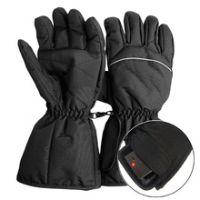 BLACK HEATED RECHARGEABLE GLOVES HTB1BLACK