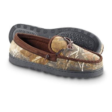 MENS REALTREE CAMO SLIPPERS WX2-297659