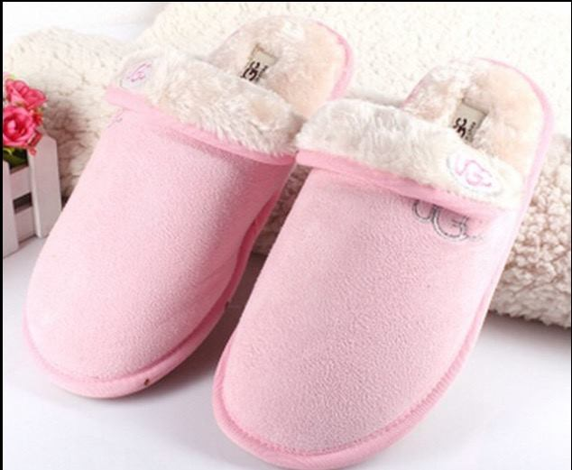 WOMEN'S UGG SLIPPERS HTB1 PINK