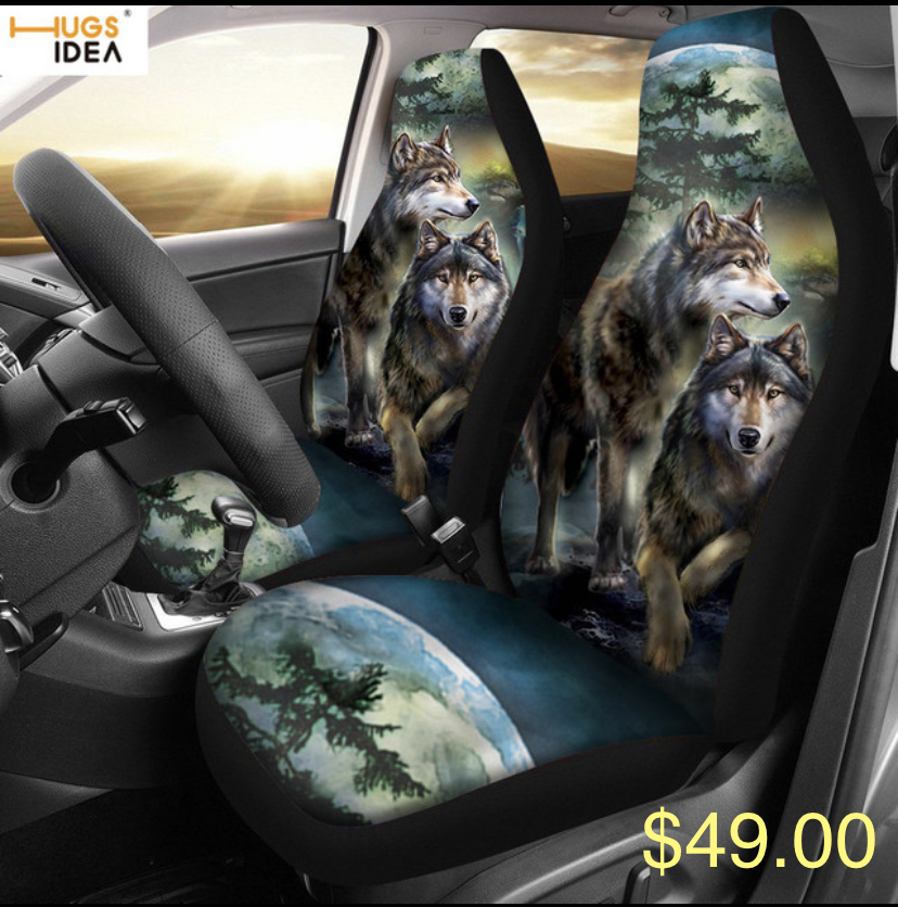 WOLF SEAT COVERS HTB1 WOLF