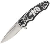 ELK RIDGE KNIFE CN300268BK